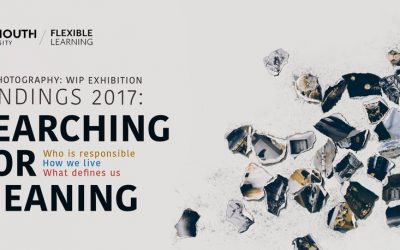 """Exhibitions: """"Landings 2017 – Searching for Meaning""""."""