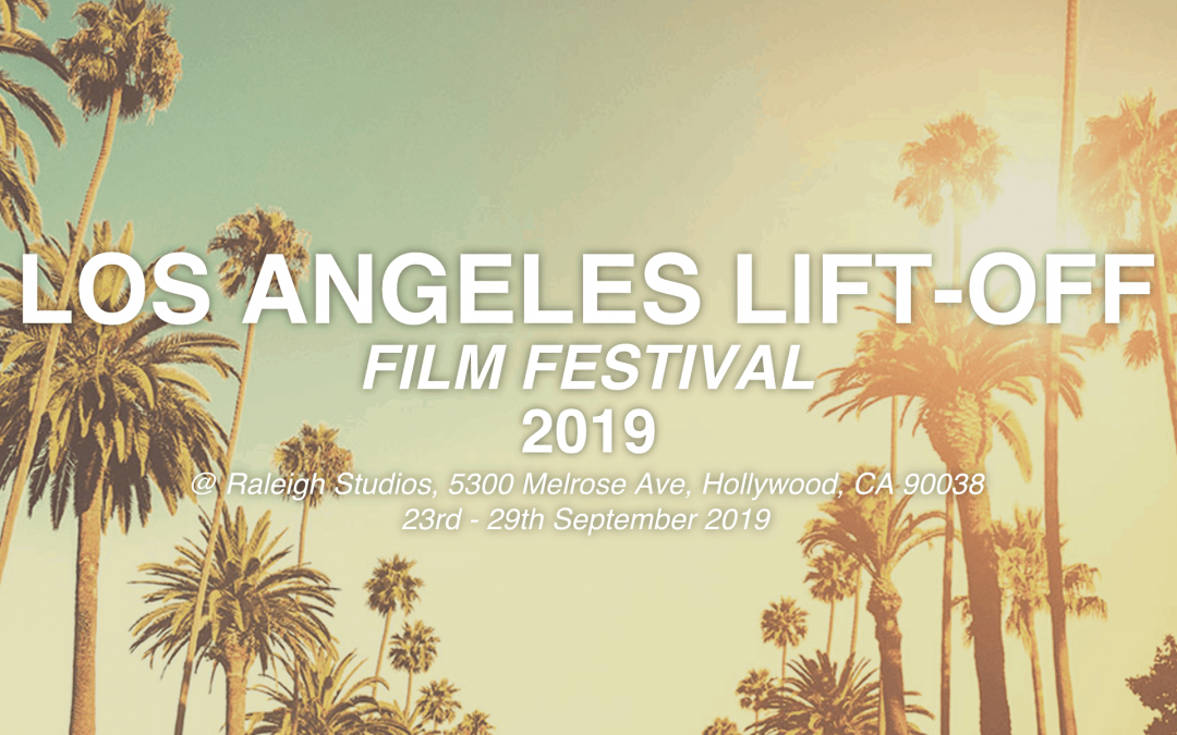 """""""[ɪˈmaː.ɡoː]"""" selected to screen online, during Los Angeles Lift-Off Film Festival 2019!"""
